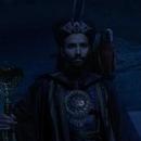 '알라딘'에서 램프의 요정 지니로 변신한 윌 스미스... '아바타' 로 착각할 뻔 했네!