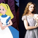 디즈니 실사 영화 속 여성 캐릭터 중 가장 높은 싱크로율의 배우는?