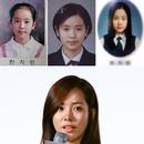 한지민 3종 졸업사진, 어릴 때부터 여신 미모 완성?
